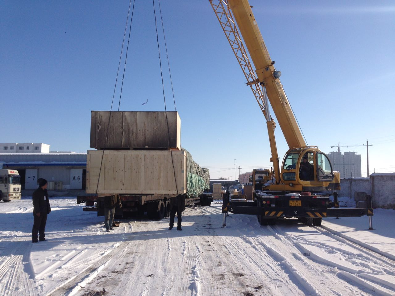 Kazakhstan 5MW solar panel production line installation