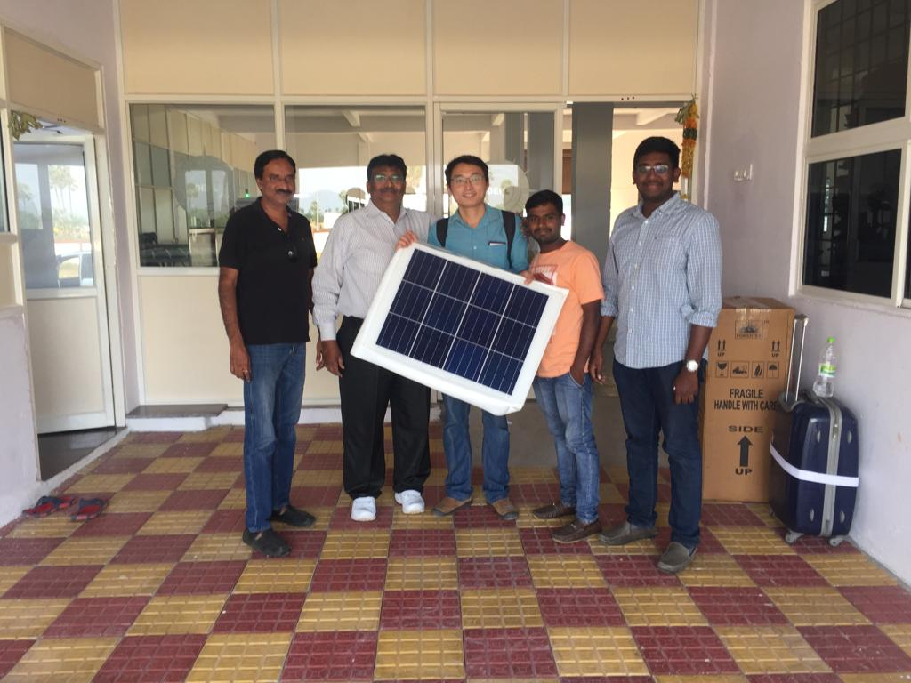 45MW  solar panel manufacturing machines in India Hyderabad